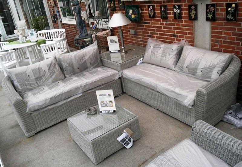 kettler hks alu geflecht lounge gruppe kissen oxford set. Black Bedroom Furniture Sets. Home Design Ideas