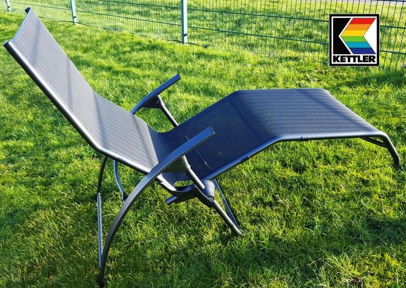 kettler hks alu b derliege tampa anthrazit schwarz 01710 034 doppelpack 2 st ck ebay. Black Bedroom Furniture Sets. Home Design Ideas