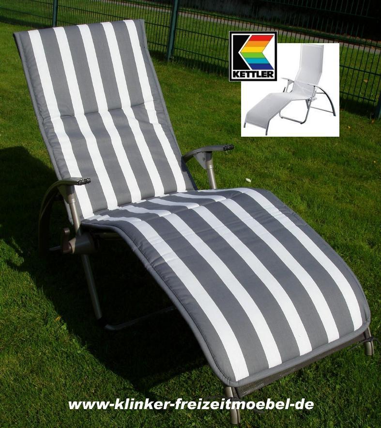 kettler b derliege tampa b derliegen auflage frei haus ebay. Black Bedroom Furniture Sets. Home Design Ideas