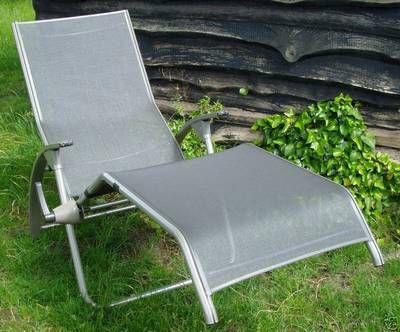 kettler alu b derliege tampa champagner mocca neu top ebay. Black Bedroom Furniture Sets. Home Design Ideas