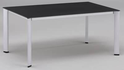 kettler kettalux plus lofttisch loft tisch 160 x 95 cm 3843810. Black Bedroom Furniture Sets. Home Design Ideas