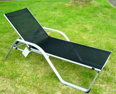 kettler hks stapelliege tampa liege silber auflage frei haus g nstig ebay. Black Bedroom Furniture Sets. Home Design Ideas