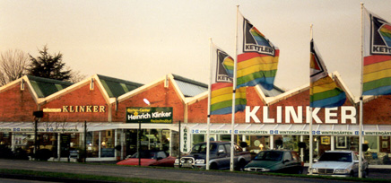 KLINKER-FREIZEITMOEBEL - SCHLESWIG
