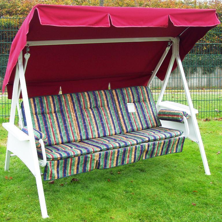 kettler schaukelauflagen hollywoodschaukel auflagen dach set ohne schaukel top ebay. Black Bedroom Furniture Sets. Home Design Ideas
