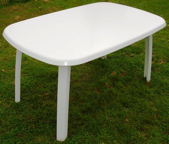 kettler tisch alu kettalux plus klapptisch weiss 140 x 90 cm frei haus g nstig ebay. Black Bedroom Furniture Sets. Home Design Ideas