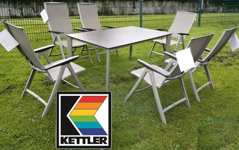 Gartenmöbel Set Alu Kettler sdatec.com