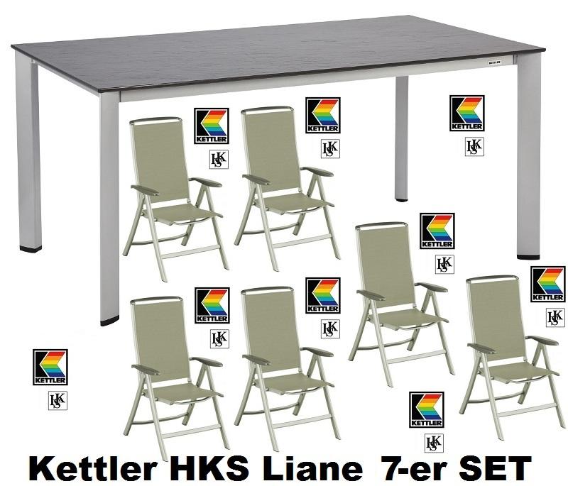 Details Zu Kettler Hks Tisch Cubic Rund Edelstahl Teak Frei Haus