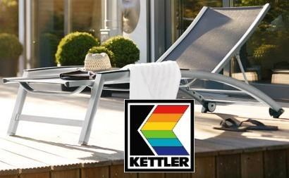 kettler hks liege forma silber grau champagner mocca 2 wahl w hlbar frei haus ebay. Black Bedroom Furniture Sets. Home Design Ideas
