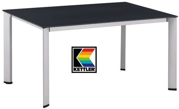 kettler hks gartenm bel set forma silber sessel tisch komplettset frei haus top ebay. Black Bedroom Furniture Sets. Home Design Ideas