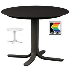 Kettler HKS Lofttisch RUND 100 cm  schwarz