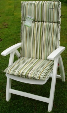 Kettler HKS Auflage für Sessel Hocker Dessin 8627
