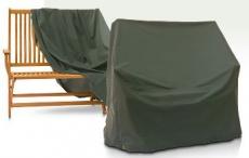 SITZGRUPPENHAUBE SCHUTZHAUBE WOOD-COVER grau oder grün