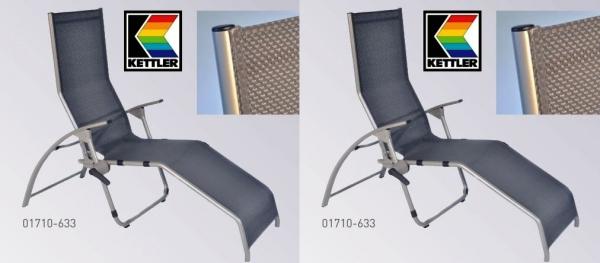 kettler hks alu b derliege tampa champagner mocca 01710 633 doppelpack 2 st ck ebay. Black Bedroom Furniture Sets. Home Design Ideas
