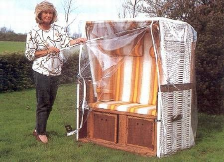 strandkorbhaube strandkorbh lle schutzhaube klarsichthaube. Black Bedroom Furniture Sets. Home Design Ideas