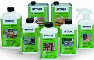 gartenmöbel pflegeprodukte für kettler produktgruppen, Gartenmöbel