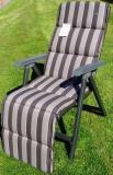 KETTLER Relaxauflage Relaxsessel-Auflage für Borino Basic Solid