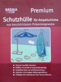 Schirmhülle Schirmhaube Schutzhaube Schutzhülle für Ampelschirm