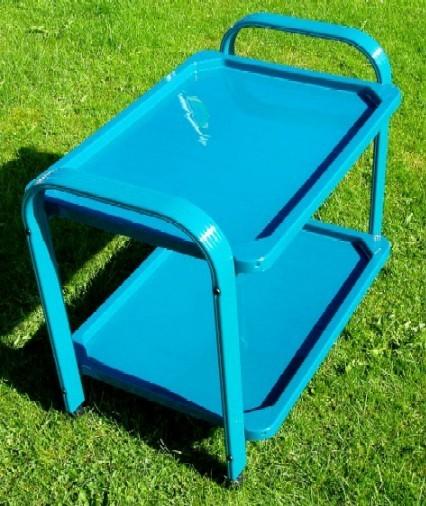 gartenm bel kettler servierwagen teewagen tampa g nstig ebay. Black Bedroom Furniture Sets. Home Design Ideas